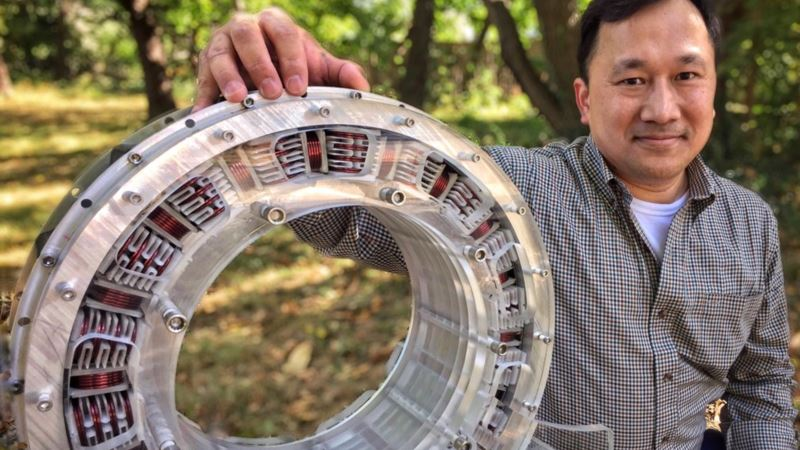 Can a Better Electric Motor Save the Planet?