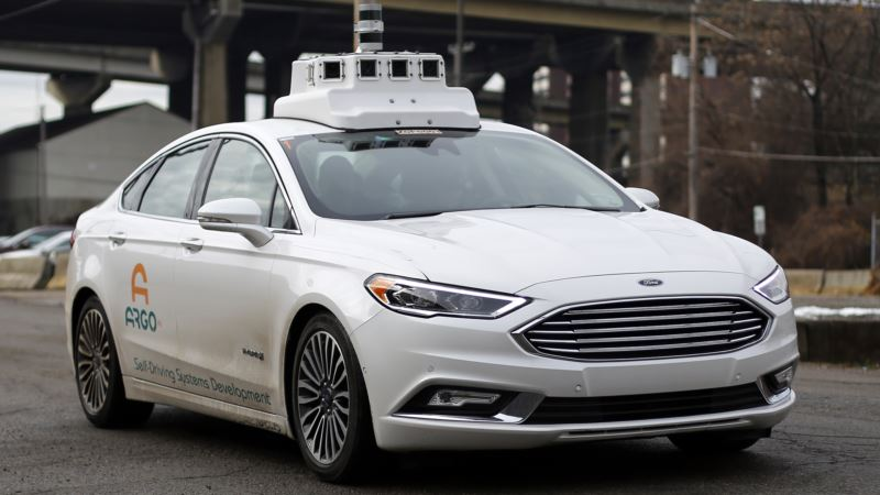 Ford, Miami to Form Test Bed for Self-driving Cars