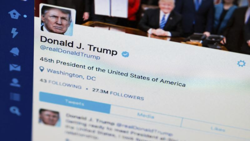 Judge to Weigh Whether Trump's Twitter Blocks Violate Free Speech