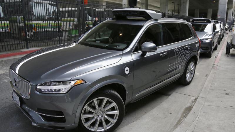 Self-Driving Car Hits and Kills Pedestrian Outside of Phoenix