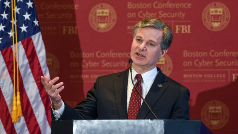 FBI Chief: Corporate Hack Victims Can Trust We Won't Share Info