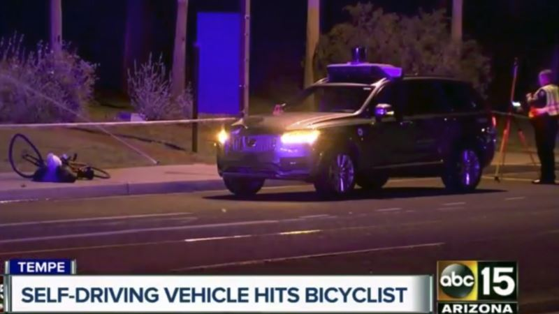 Uber Avoids Legal Battle With Family of Self-Driving Vehicle Victim