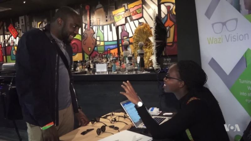 At SXSW Africans Are Networking with Other Africans