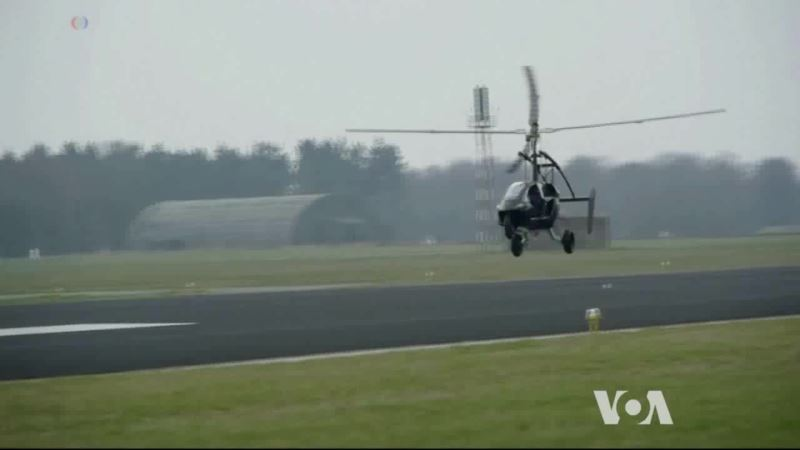 Another Flying Car Soon to Make Its Debut