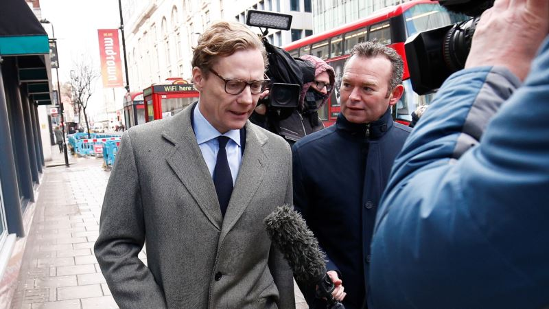 Cambridge Analytica ex-CEO Refuses to Testify in UK