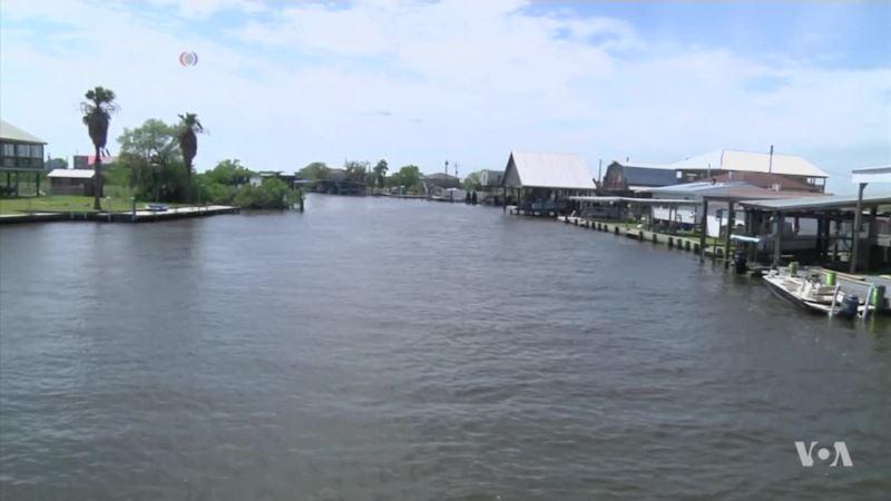 Can a River Model Save Eroding Mississippi Delta?