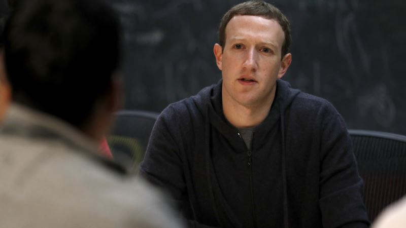 Facebook CEO Apologizes For Data Breach Ahead of Congressional Testimony