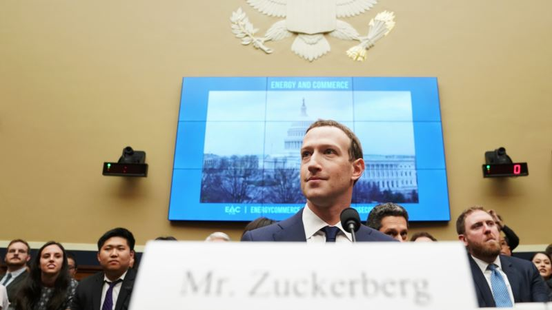 Facebook CEO Says Regulation of Internet Sector is 'Inevitable'