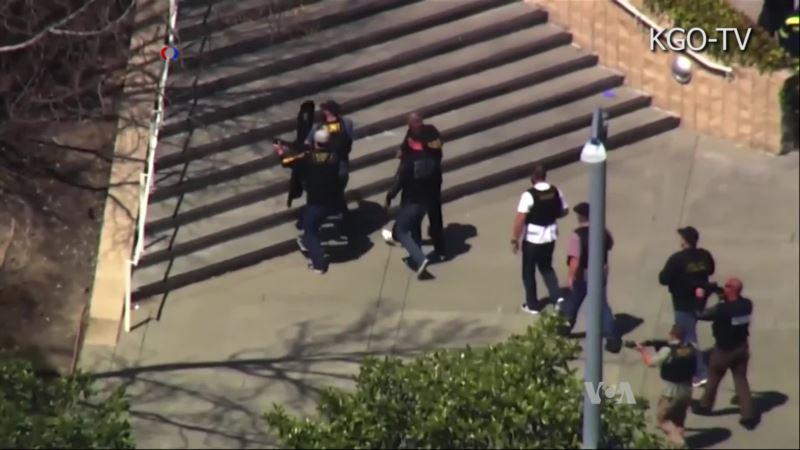 Female Shooter Targets YouTube Headquarters