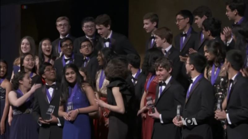 NY Student Wins Science Prize for Model That Could Prevent Crop Damage