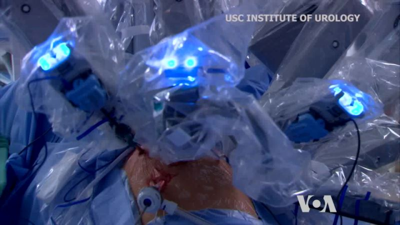 Training Surgeons to Perform Robotic Surgery