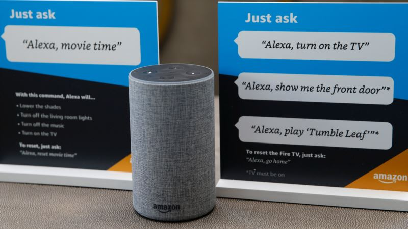 Amazon's Alexa Accidentally Tapes, Shares Family Chat With Contact