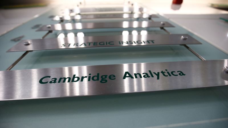 NY Times: US Investigating Cambridge Analytica