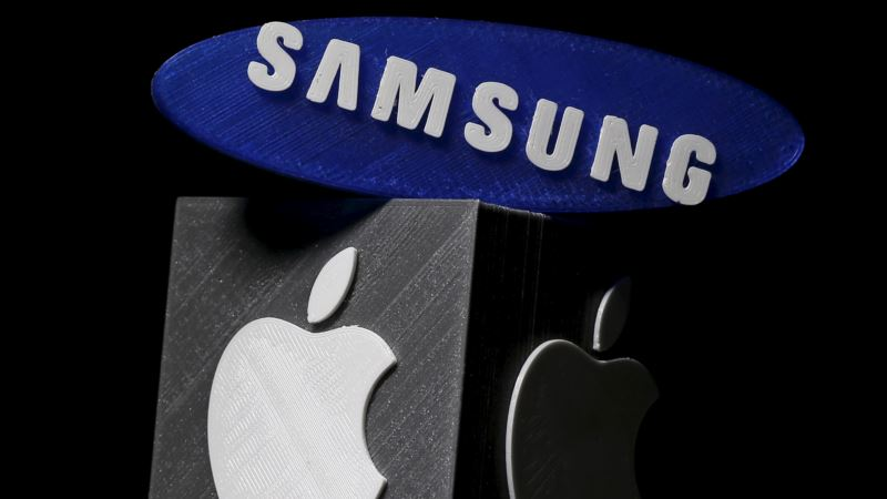 Jury: Samsung Owes Apple $539M for Copying iPhone