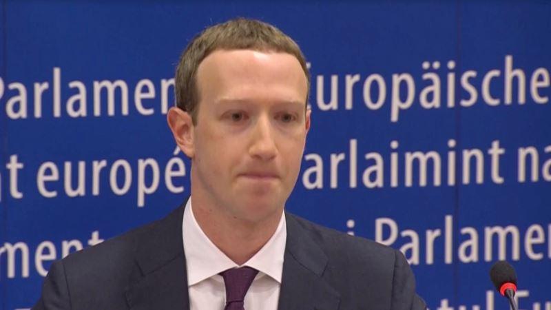 Facebook's Zuckerberg Apologizes to EU Lawmakers