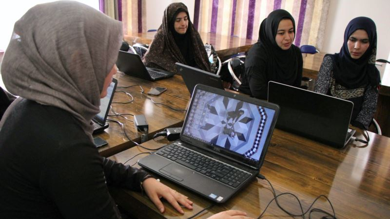 Afghan Girl Coders Design Games to Fight Opium and Inequality