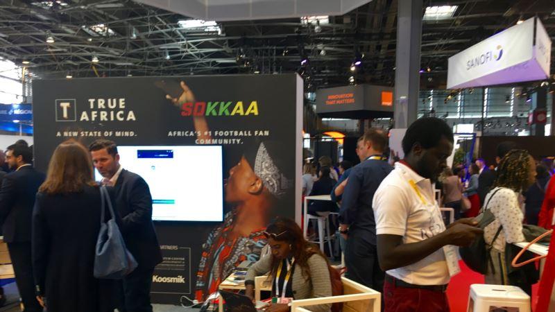 Africa in Spotlight at Paris Tech Fair