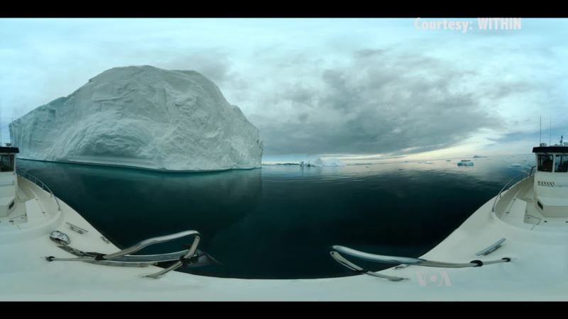 Virtual Reality in Filmmaking Immerses Viewers in Global Issues