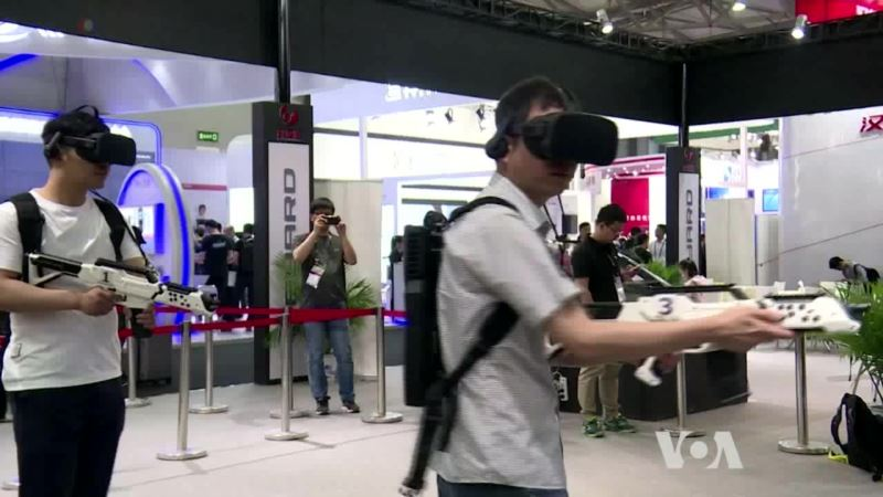 CES Asia Opens in Shanghai