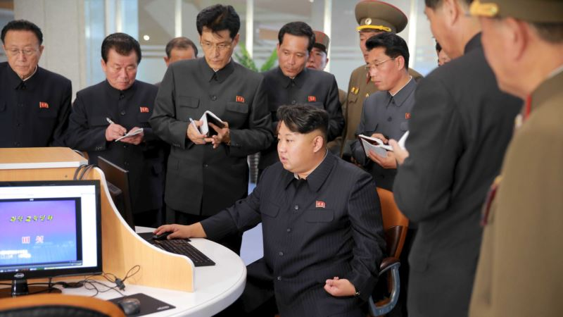 North Korea Uses US Tech for 'Destructive Cyber Operations'