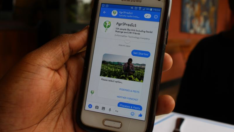 With Sensors and Apps, Young African Coders Compete to Curb Hunger