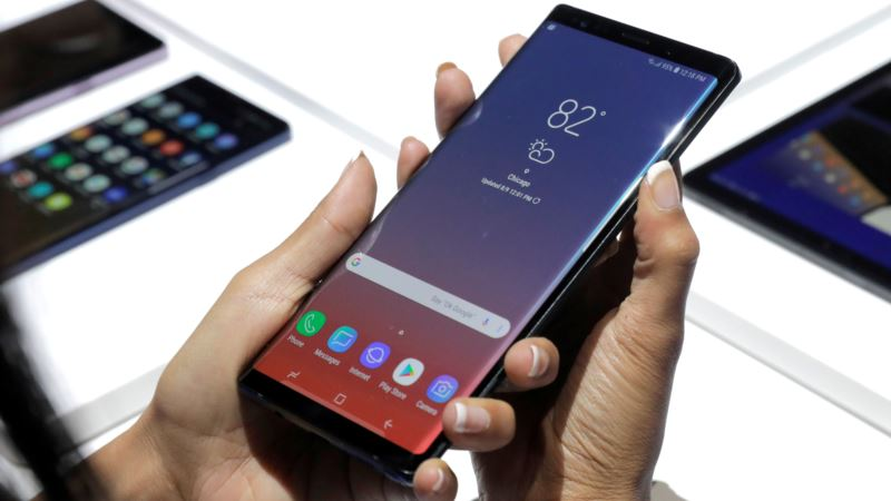 Samsung's New Phone Shows How Hardware Innovation Has Slowed