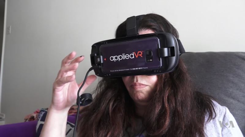 Virtual Reality: Digital Medicine to Combat Pain