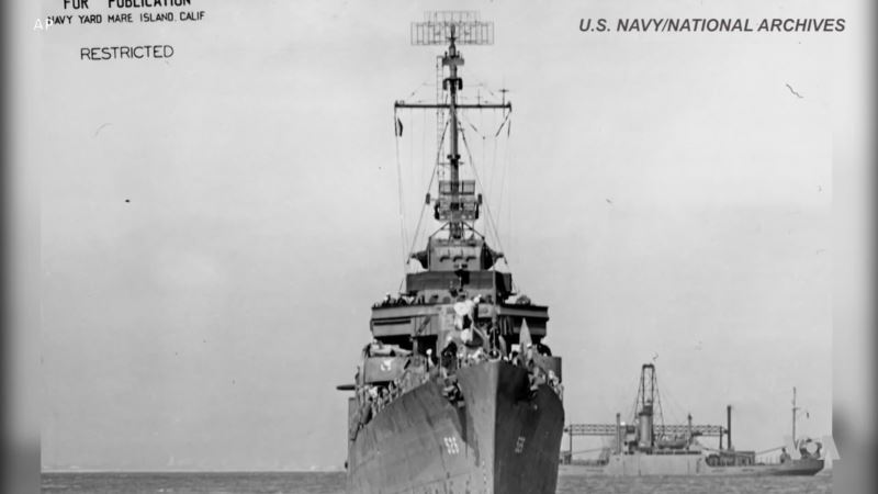 WWII Shipwreck Found off Alaska, Sunk After Only Battle on US Soil
