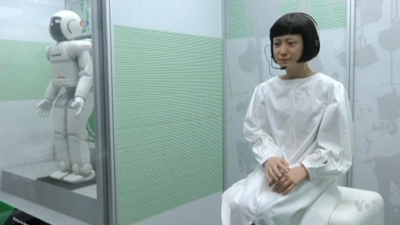 Why Robots That Look Too Human Make Some People Uneasy