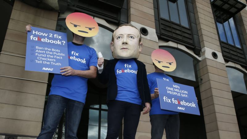 Facebook Now Requires UK Political Ad Buyers to Reveal Identity