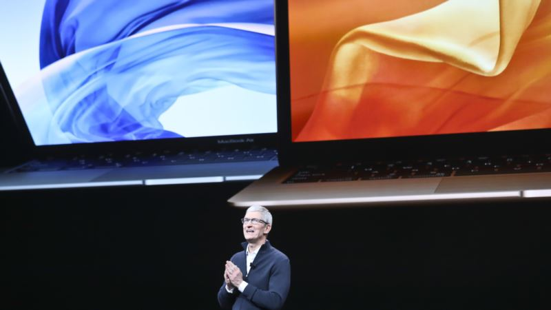 Apple's New iPads Embrace Facial Recognition