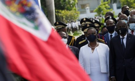 Haitian Protesters Clash with Police During Call for President to Resign