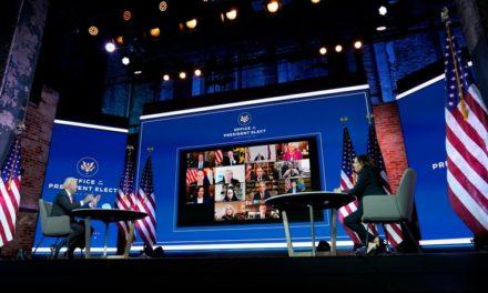 Biden Calls Trump's Delay Tactics 'Outrageous'