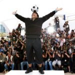 Maradona Mourned: 'You Were the Greatest of All'