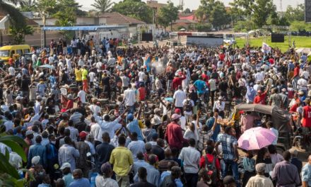 DR Congo Crisis Deepens as President Moves to Sack Government