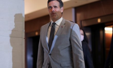 Outgoing US Intel Chief Warns China Seeking Global Domination