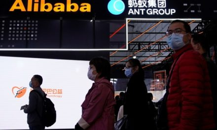 China Turns Up Heat on Country's Tech Giants