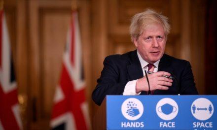 Britain Sounds Alarm About Mutant Coronavirus Strain