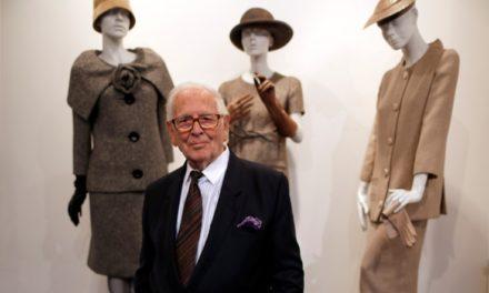 French Fashion Designer Pierre Cardin Dies at 98