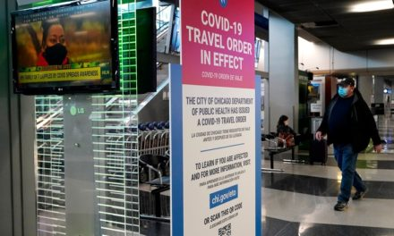 Despite Pandemic, Americans Couldn't Resist Thanksgiving Travel