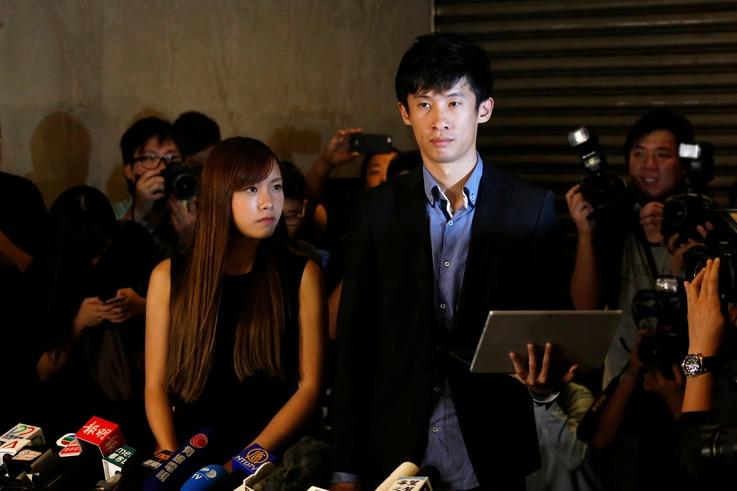 Hong Kong Legislator Reflects on Pro-Democracy Struggle as He Seeks Asylum