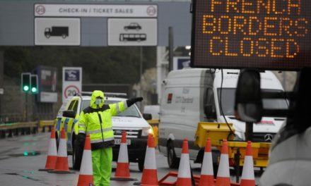 France Lifts Britain Travel Ban