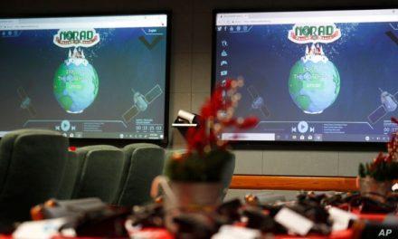Pandemic Won't Sideline Santa Claus, US Military Confirms