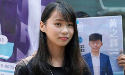 US Lawmakers Denounce Sentencing of Hong Kong Activists