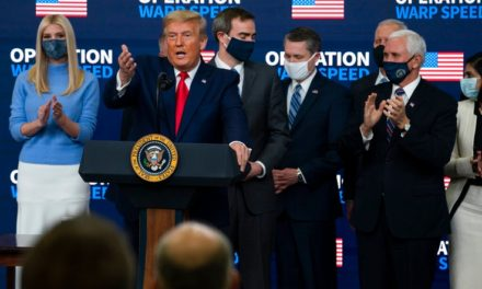 Trump, Biden Vow Quick Coronavirus Immunization for Millions of Americans