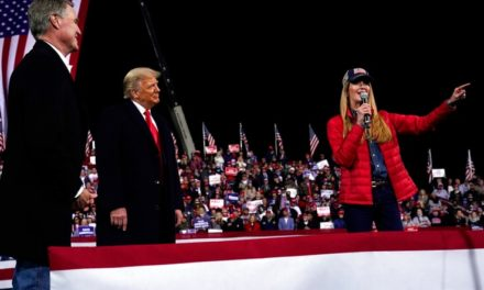 Biden, Harris, Trump Staging Georgia Senate Runoff Rallies