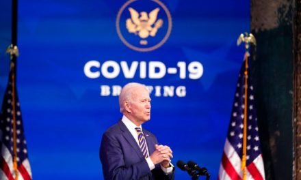 Biden Vows to Ramp Up COVID-19 Vaccination Efforts