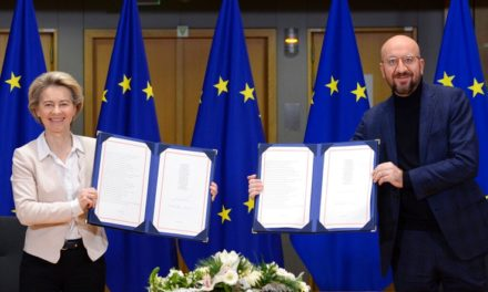 UK Ratifies Brexit Deal as Leaders Sign New Chapter