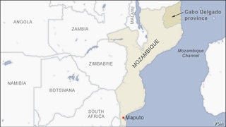 Displaced Nearing 400,000 in Mozambique's Islamist Insurgency