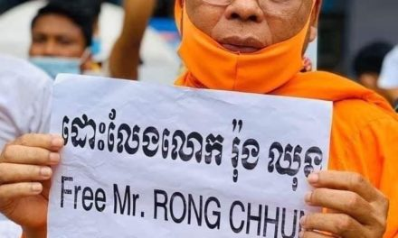 Activist Monks Flee Cambodia Fearing Arrest, Defrocking